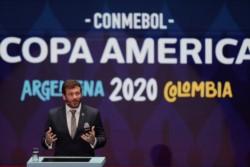 Conmebol decidió suspender la Copa América que organizaban Argentina y Colombia: se disputará en 2021.