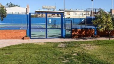 Puertas cerradas. El Puerto Madryn Tenis Club suspendió sus actividades, en principio, hasta el 31 de marzo.