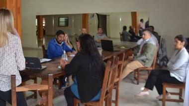La Dirección de Pueblos Originarios y el área de gobierno digital trabajan en la concreción del proyecto.
