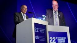 """""""Se están tomando las medidas correctas"""", opinó Miguel Acevedo, máximo referente de la UIA."""