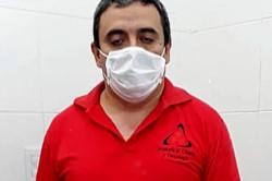 Ahí lo tenes!!! El falso infectado se trata de Jorge Ávila, quien es empleado de la Dirección de Ciencia y Técnología de Santiago del Estero.