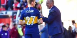 """Soldano: """"Jugaría de ocho y por Buffa, también""""."""