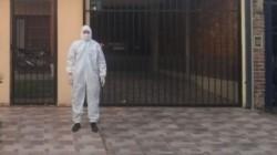 Médica con coronavirus violó la cuarentena en el Chaco.