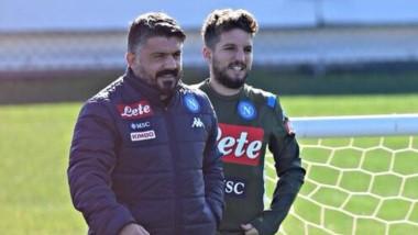Según el sitio oficial del Napoli, el equipo que conduce Gennaro Gattuso, retomaría los entrenamientos.