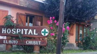 Sin mucamas. El hospital de El Hoyo en su hora más difícil.