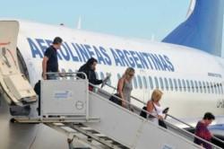 El presidente de Aerolíneas Argentinas dijo que hasta el momento regresaron al país 8.000 turistas argentinos que estaban en el exterior a través de los vuelos especiales.