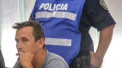 Jorge Martínez, de 35 años y acusado de matar a su ex pareja, de 25, quedó formalmente detenido y aislado en una prisión de Entre Ríos.