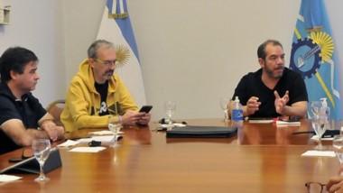 El ministro de Gobierno José María Grazzini aseguró que quien aumente precios será multado.