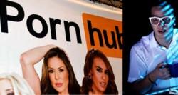 """Pornhub es todo gratis ahora en la Argentina: """"quédense en casa y ayuden a aplanar la curva""""."""