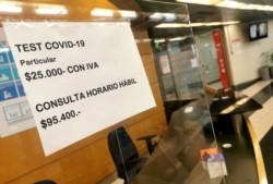 Minsal informó que hay 1.142 contagiados con coronavirus en Chile.