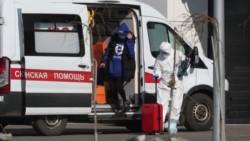 Rusia procesa a una mujer por difundir noticias falsas sobre la pandemia de covid-19.