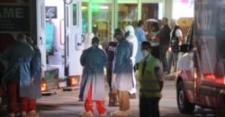Liberan al joven que se subió al Buquebus con síntomas y puso en peligro a 400 pasajeros.