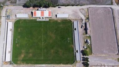 El Cayetano Castro y el gimnasio Luis González fueron puestos a disposición de la Municipalidad de Trelew.