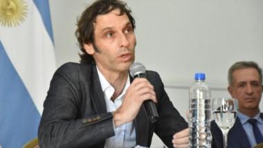 Arnaudo, titular del ISSyS.