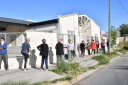Centro de Salud Villa Italia. Foto: Daniel Feldman / para Jornada.