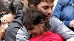 Nadal y Gasol se unen para conseguir 11 millones en la lucha contra el coronavirus.