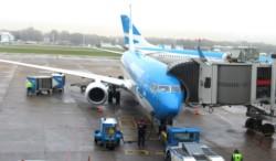 Aerolíneas Argentinas hará dos vuelos de repatriación desde San Pablo.