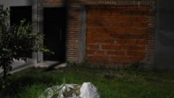 Este es el lugar en el que encontraron enterradas a mujer y su hija de 7 años desaparecidas en Monte Chingolo.