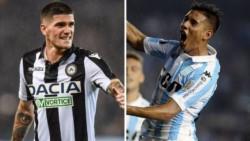 En Italia aseguran que el Rossonero intentará nuevamente por una de las figuras de Racing y el actual jugador de Udinese.