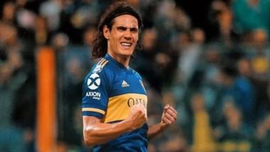Edinson Cavani es el gran objetivo de Boca para la próxima temporada.