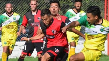 Jonathan Gómez abrió el marcador en la Villa Deportiva. Fue el inicio del triunfo de Gaiman FC en el duelo de campeones, que cerró la 1ra fecha.