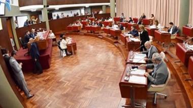 Sesiones en marcha. Para mañana se espera con mucha expectativa que se dé tratamiento al paquete de leyes económicas enviadas a la Cámara por el gobernador Mariano Arcioni.