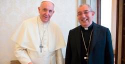 El cardenal italiano y Vicario del papa Francisco para la Diócesis de Roma, Angelo De Donatis, dio hoy positivo a la prueba del Covid-19.
