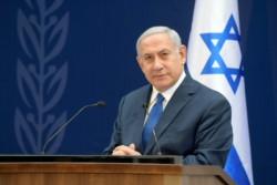 Netanyahu, su familia y su equipo cercano fueron examinados y las pruebas dieron negativo.