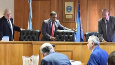 Los Jueces Alejandro De Franco, Adrián Barrios y Rafael Luchelli leerán la sentencia el próximo lunes 13