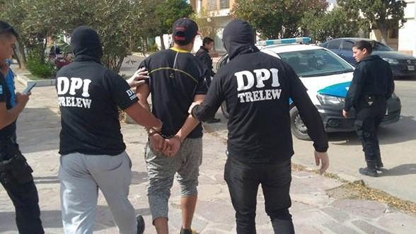 Un nuevo detenido por un grave ataque a puñaladas en la ciudad de Trelew