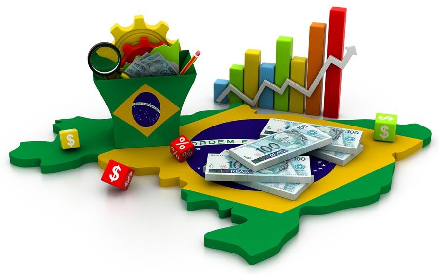 La economía de Brasil tuvo el menor avance de los últimos tres años