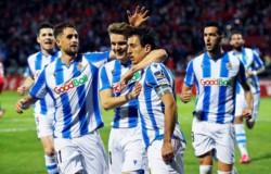 Un gol de Oyarzábal les da el triunfo en Mirandés y el boleto a su primer juego por el título desde 1988.