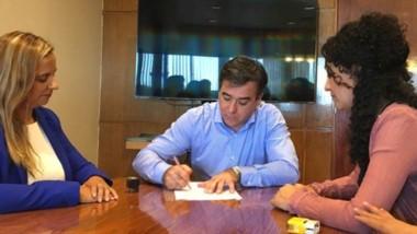 La cartera educativa renovó el acuerdo con la Asociación Civil.