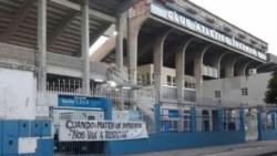 El Monumental José Fierro amaneció con un mensaje apuntado a los dirigentes del club.