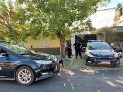 El primer crimen fue en Liniers al 4100, donde cayó un hombre de 51 años a quien le dispararon desde un auto y una moto.