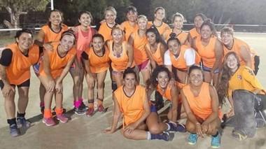 El primer equipo femenino de Bigornia está listo para jugar este fin de semana. Abren el torneo hoy a las 17.