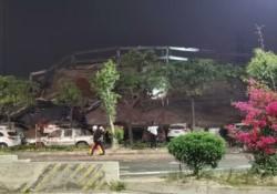 En el edificio habían unas 70 personas, 28 de las cuales ya han sido rescatadas.