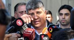"""Para Pablo Moyano el paro del campo """"es político y está alentado por la oposición""""."""