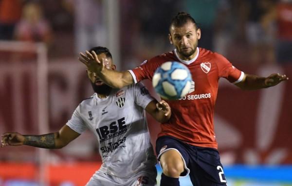 Independiente volvió a la victoria venciendo a Central Córdoba y se reencontró con los 3 puntos.