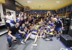 Boca salió campeón y lo celebra con una frase que recorrió el mundo haciendo mención a Riquelme: