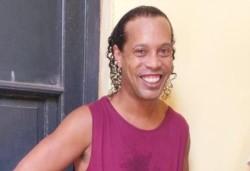 El exfutbolista brasileño se encuentra en la cárcel de Asunción desde el pasado sábado.