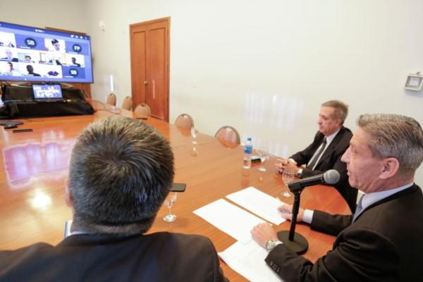 Provincia, municipios y Luz y Fuerza definieron un decreto para garantizar los servicios públicos esenciales