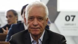 El presidente de Racing se refirió a los diferentes escenarios posibles respecto a la Copa Superliga.