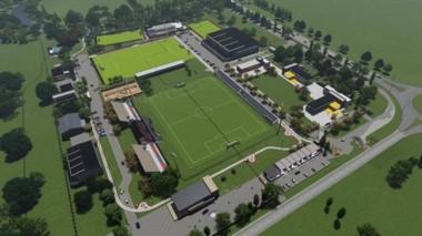 Así luciría la infraestructura del club con este ambicioso proyecto.