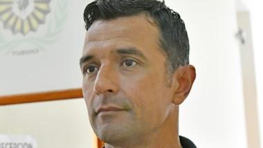 Miguel Gómez, El Jefe de la Policía de la provincia del Chubut.