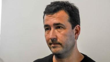 Javier Moya, referente de UOCRA.