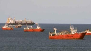 La actividad de los marineros es esencial aunque se han adoptado medidas de seguridad ante la pandemia.