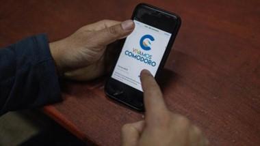 En Comodoro Rivadavia, ante la gran demanda, se pone en marcha la atención presencial y personalizada.