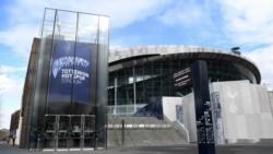 El estadio de Tottenham se convierte en hospital por el coronavirus.