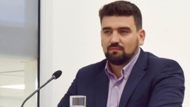 Tomás Buffa, concejal de Juntos por el Cambio de Comodoro Rivadavia.